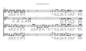 satb new score pdf