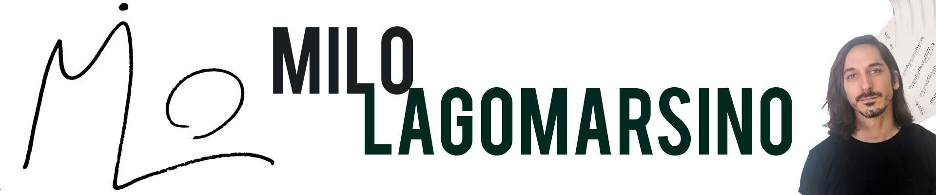 Milo Lagomarsino